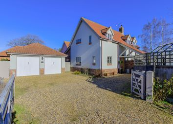 Thumbnail 6 bed detached house for sale in Norton, Bury St Edmunds, Suffolk