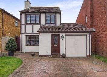 Thumbnail 3 bed detached house for sale in Dean Close, Weston-Super-Mare