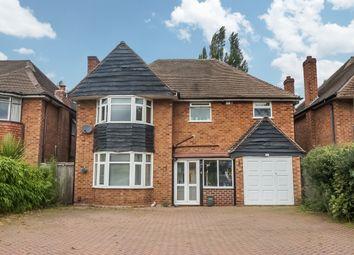 Thumbnail 5 bed detached house for sale in Jordan Road, Four Oaks, Sutton Coldfield