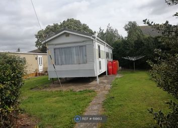 Thumbnail 1 bed mobile/park home to rent in Quedgeley Park, Gloucester