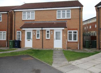 Thumbnail 2 bed semi-detached house for sale in The Covers, Swalwell, Newcastle Upon Tyne