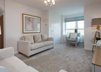 """Thumbnail 3 bed detached house for sale in """"Cheadle"""" at Park Hall Road, Mansfield Woodhouse, Mansfield"""