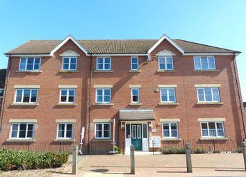 Thumbnail 2 bedroom flat for sale in Vale Drive, Hampton Vale, Peterborough