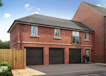 "Thumbnail 2 bed terraced house for sale in ""Stevenson"" at Fetlock Drive, Newbury"