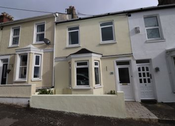 Thumbnail 3 bed terraced house for sale in Carew Terrace, Torpoint, Cornwall