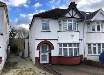 Thumbnail 3 bed end terrace house for sale in Church Drive, London