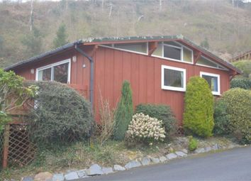 Thumbnail 3 bed detached bungalow for sale in Chalet 6, Aberdovey Lodge Park, Aberdovey