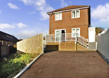 Thumbnail 3 bed detached house for sale in Kenilworth Close, Brighton, East Sussex