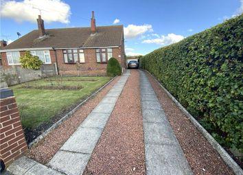 2 bed semi-detached bungalow for sale in Dale Avenue, Riddings, Alfreton DE55
