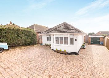 Thumbnail 4 bed bungalow for sale in Westminster Crescent, Hastings