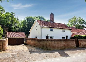 4 bed detached house for sale in Grove Road, Brockdish, Diss, Norfolk IP21