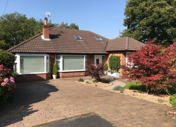 Thumbnail 4 bed detached house for sale in Lyndhurst Drive, Hale, Altrincham