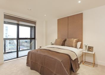 Thumbnail 1 bed flat to rent in St Joseph's Street, Battersea