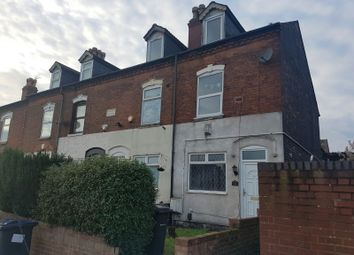 Thumbnail 3 bedroom terraced house for sale in Wiggin Street, Edgbaston, Birmingham