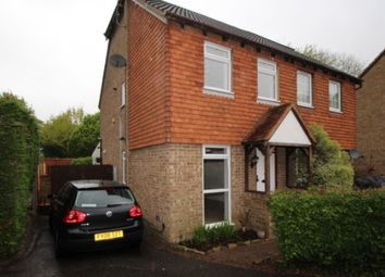 Thumbnail 2 bed semi-detached house to rent in Homestead, Singleton, Ashford