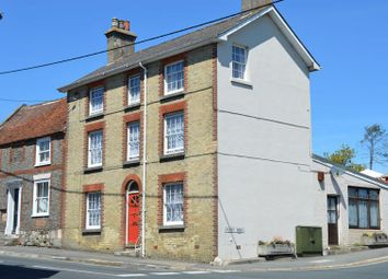 Thumbnail 5 bed semi-detached house for sale in Carisbrooke High Street, Newport