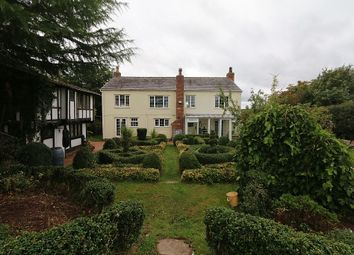 Thumbnail 4 bed property for sale in Chapel House, Hill Chorlton, Newcastle, Staffordshire