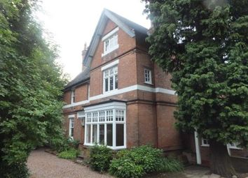 Thumbnail 3 bed flat to rent in Upper Clifton Road, Sutton Coldfield