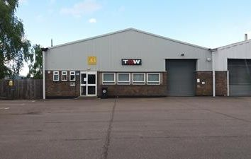 Thumbnail Light industrial to let in Unit A5, Valley Way, Welland Business Park, Market Harborough, Leicestershire