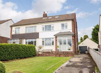 Thumbnail 4 bed semi-detached house for sale in Grove Avenue, Coombe Dingle, Bristol