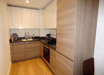 Thumbnail 1 bed flat to rent in Royal Victoria Gardens, Whiting Way, Marine Wharf, London