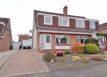 Thumbnail 3 bed semi-detached house for sale in Morton Crescent, St. Andrews