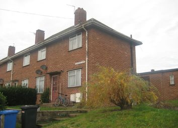 Thumbnail 2 bed flat to rent in Grasmere Close, Norwich