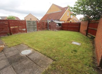 Thumbnail 3 bed detached house for sale in Smart Close, Braunstone, Leicester