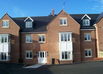 Thumbnail 1 bed flat to rent in The Tudors, High Street, South Normanton, Derby