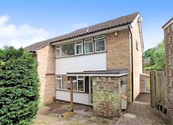Thumbnail 3 bed end terrace house for sale in St. Marys Grove, Biggin Hill, Westerham