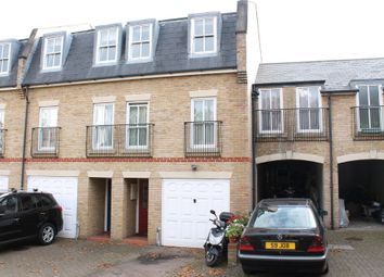 Thumbnail 2 bed town house to rent in Sussex Mews, London