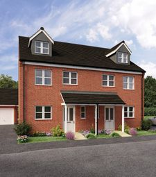 Thumbnail 4 bedroom semi-detached house for sale in The Galway, Thrapston Road, Finedon, Northamptonshire