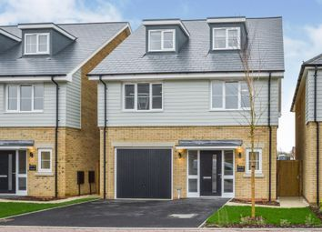 4 bed detached house for sale in Zubron Grove, Whitehouse, Milton Keynes MK8