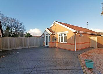 Thumbnail 2 bed bungalow for sale in Cornfield Close, Great Sutton, Ellesmere Port
