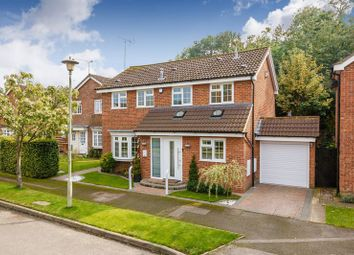 Thumbnail 4 bedroom detached house for sale in Sylvandale, Welwyn Garden City