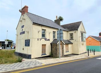 Thumbnail Detached house for sale in The Former Ship And Anchor, High Street, Fishguard