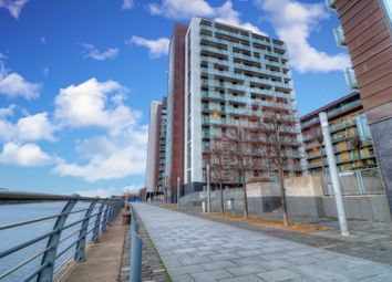 Thumbnail 2 bed flat for sale in Meadowside Quay Walk, Flat 4/4, Glasgow