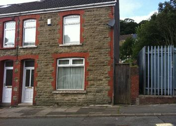 Thumbnail 3 bed end terrace house to rent in 61 Humphreys Terrace, Maesteg, Bridgend.