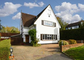 Thumbnail 5 bed detached house to rent in Stagbury Close, Chipstead, Coulsdon