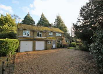 Thumbnail 5 bed detached house for sale in Botley Road, Curdridge, Southampton