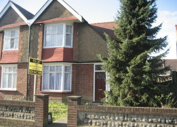 Thumbnail 1 bed maisonette to rent in Galliard Road, London