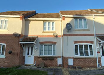 Thumbnail 2 bed terraced house for sale in The Oaks, Elm, Wisbech