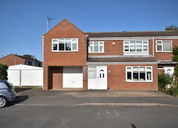 Thumbnail 4 bed semi-detached house for sale in California Road, Farndon, Newark