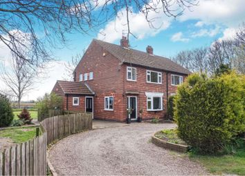 Thumbnail 3 bed equestrian property for sale in Belby, Nr Howden