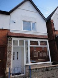 Thumbnail 6 bed terraced house to rent in Heeley Road, Selly Oak, Birmingham