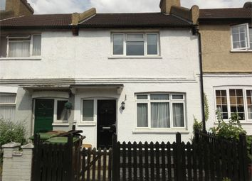 Thumbnail 2 bed terraced house for sale in Bernard Road, Wallington, Surrey