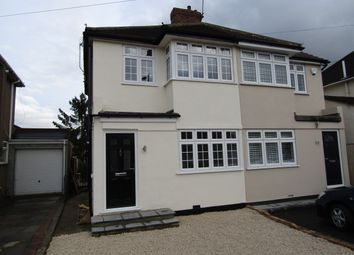 Thumbnail 3 bed property for sale in South End Road, Hornchurch