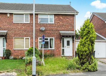 Thumbnail 2 bed semi-detached house to rent in Borrowdale Crescent, North Anston, Sheffield