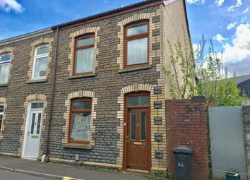 Thumbnail 2 bed end terrace house for sale in Whittington Street, Neath