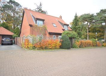 Thumbnail 4 bed detached house for sale in Lakeside, Primrose Valley, Filey